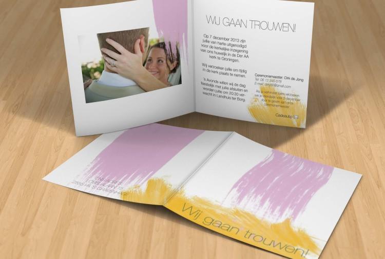art-trouwkaart-4-voorbeeld-1
