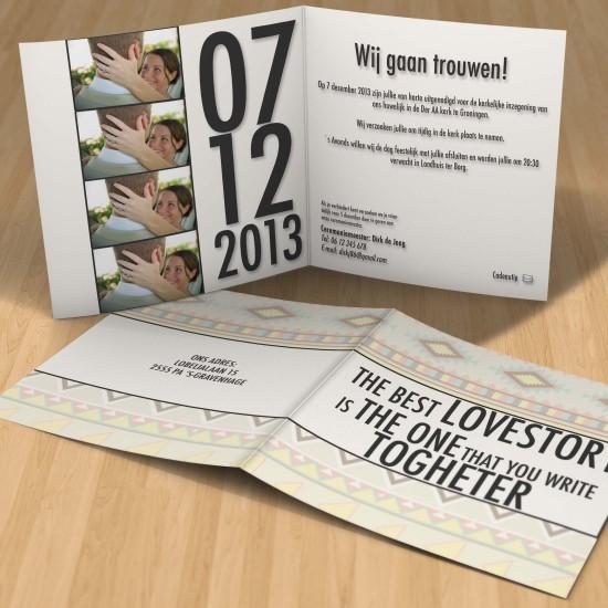 hipster-trouwkaart-1-voorbeeld-1
