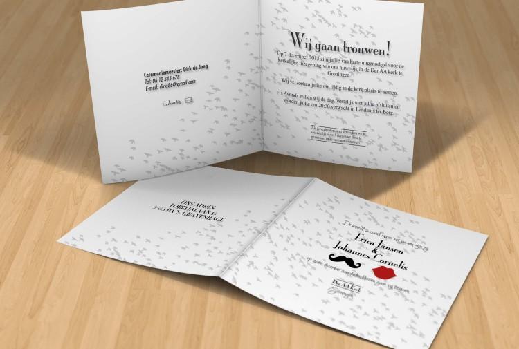 hipster-trouwkaart-4-voorbeeld-1